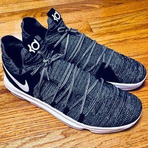 Nike KD Black White Oreo Durant Basketball Shoes